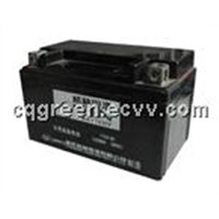 12V 9AH storage battery, long service life, low self-discharge
