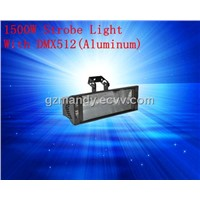 1500W Dimmer Strobe Light With DMX512