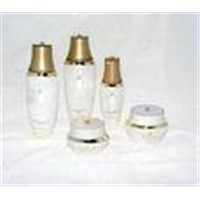 150ML 120ML 100ML 50ML Frosting Empty Cosmetic Glass Bottles for Lotion Essence and Cream