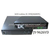 16 Channel DVR Recorder / Digital Video Recorder