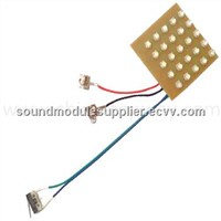 16 x led 3mm flash module