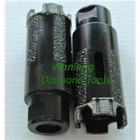 "1-3/8"" Dry/Wet Core Bits for Granite"