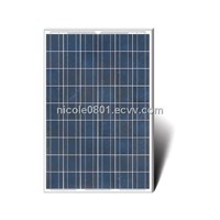 200W Poly-crystalline Solar Panel (9 x 6 Cells)TUV
