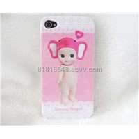 2012 Best-selling Cute Cell Phone Case/cute phone case for iphone 4