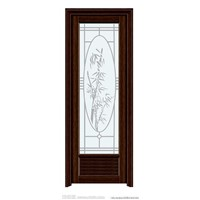 2012 JInan aluminum bathroom door toilet door