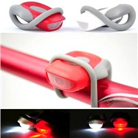 2012 New Multipurpose Single LED Super Bright Micaro bike Light