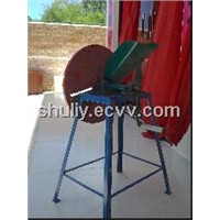 2012 Best Selling Cassava Cutting Machine
