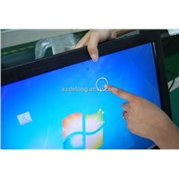 21.5inch all in one touch pc panel touch pc IR touch pc
