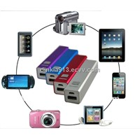 2200mAh Mobile Power Bank For mid iPhone mobile phones DS-1117