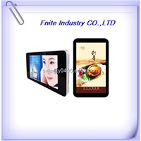 26 inch wall mounting lcd ad player