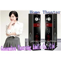 2.0 CH usb home theater system