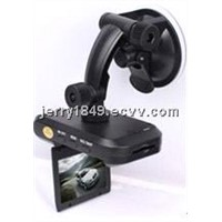 2.5 inch Car DVR/Car Black Full HD