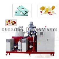 2 or 3 componets ,dosing,mixing and casting machine