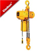 2t chain electric hoist hook fixed type