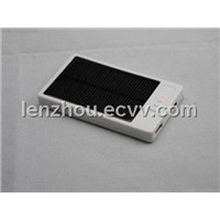 3000mAh solar charge power bank