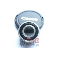 3202A 2RSTN double row angular contact ball bearings with seals for heavier engineering application