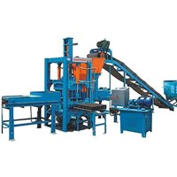3-35 hydraulic brick tile making machine Equipment
