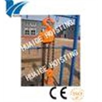 3t hand lifting manual chain hoist