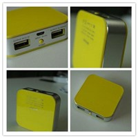 4400mAh portable charger with high capacity,high quality,lower price