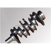 495 Crankshaft of Multi Cylinder Diesel Engine Parts