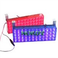 4-6W 12V/24V low power new design high quality LED Strobe light RDH-25D