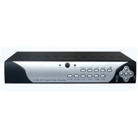 4 Channel DVR H.264, D1, HD1, CIF SC-N104-HS