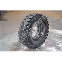 500-8 Forklift Solid Tyre (300-15, 250-15, 18*7-8, 21*8-9)
