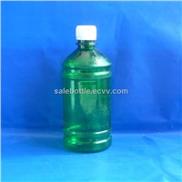 500ml Transparent Plastic Farm Chemical Bottles