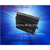50MW Single Green Laser Light