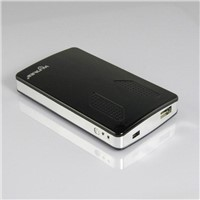 5500MAH Battery Portable Power back