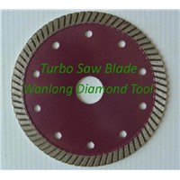 "5"" Turbo Saw Blade for Granite"