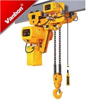 5t Electric Chain Hoist Low Headroom Type