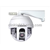 "7"" 100M IR Constant Speed PTZ  camera+ cctv digital mini camera+ ir /ip ccd hidden cameraDS-PTZ9609"