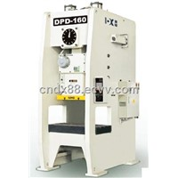 80-200ton single crank semi-closed half open high spped auto punch machine