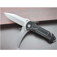 "8""Double Blade Aluminum Handle Knife (SE-020)"