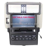 "8"" in car gps dvd for 2010 prado TXL / prado 150 hot sale (AG8011TP)"