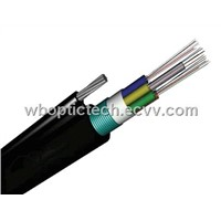 8-shape of Self-Support Outdoor Fiber Optical Cable for Communication GYTC8S