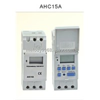 AHC15A Weekly programmable time switch