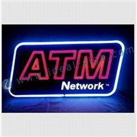 ATM Optical Neon Sign