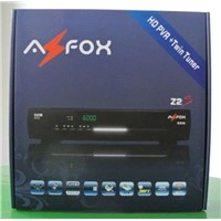AZFOX Z2S HD (HDMI+Twin tuner+Dongle) hot sell model