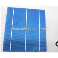 "A grade 6"" poly silicone solar cell high efficiency"