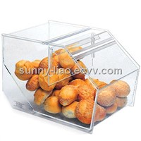 Acrylic Food Container