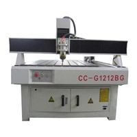 Advertising CNC Router with cylinder egraving