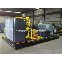 Air Cooling Propane Compressor