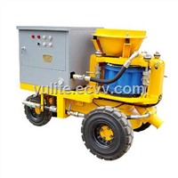Air Motor Shotcrete Machine for Tunnel or Mine