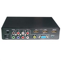 All to HDMI Converter HDV-332