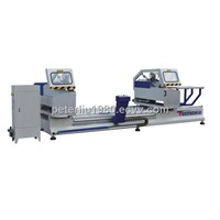 Aluminum/PVC Window And Door Machine-Double Mitre Saw