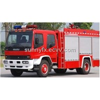 Aluminum Roller Shutter for Fire Fighting Trucks