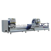 Aluminum Window And Door (Curtain Wall) Machine-CNC Double Mitre Saw