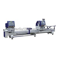 Aluminum Window And Door (Curtain Wall)Machine-Digital Display Double Mitre Saw